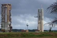 Base de lancement de Courroux, Guyane